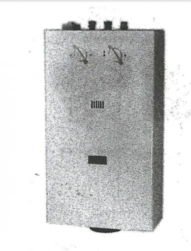 Eccotemp CEI-12 Gas
