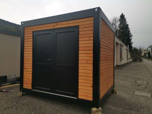 Gartenhaus 10